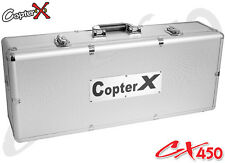 CopterX CX450-08-02 Full Size Custodia in alluminio allinea T-Rex Trex 450 se AE