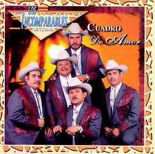 Incomparables De Tijuana : Cuadro De Amor CD