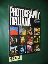 PHOTOGRAPHY ITALIANA NOVEMBRE 1967 COSINDAS NIEPCE ECO BLOW UP ROTHSCHILD MULAS