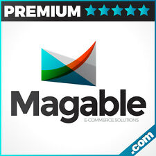 MAGABLE .COM Domain Name Sale PREMIUM BRANDABLE Short Pronounceable llll Rare