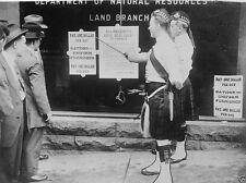 Montreal Canada 5th Royal Highlanders Recruiting 1914 8x10 World War I WW1 Photo