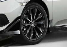"Brand New Genuine Honda Accessory Civic Black Pack 17"" Wheels set of 4"