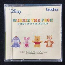 Disney Winnie Baby The Pooh Embroidery Designs Card Piglet Eeyore Tigger