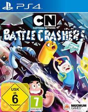 Sony PS4 Playstation 4 Spiel ***** Cartoon Network Battle Crashers ***NEU*NEW*55
