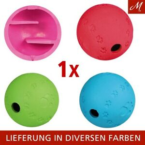 Trixie Labyrinth Naturgummi-Snackball für Hunde, ø 7 cm, diverse Farben