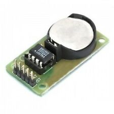 DS1302 Modulo orologio e calendario con memoria e Batteria RTC Real Time Clock A