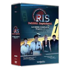 Ris delitti imperfetti la Serie completa stagioni 1-5 in DVD Universal