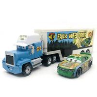 Disney Pixar Cars Faux Wheel Drive 54 Hauler Truck 1:55 Diecast Model Loose Toys