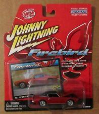 Johnny Lightning 1973 PONTIAC FIREBIRD FORMULA SD 455 ~ Limited Edition ~ NIP
