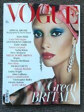 Vogue UK Magazine December 2015 Karlie Kloss