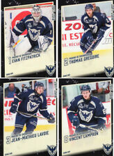 Sherbrooke Phoenix 2017-18 Team Set QMJHL Junior Hockey