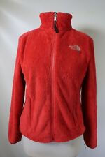 C9814 Women's THE NORTH FACE Osito Full-Zip Fleece Jacket Size XS