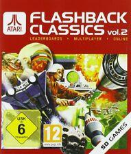 Xbox One Spiel  Atari Flashback Classics Vol. Volume 2 mit 50 Spielen NEUWARE