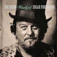 ZUCCHERO Wanted The Best Of 3CD & DVD NEW 2017
