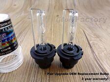 NEW 2x Genuine OEM HID Xenon 8000K D2R D2S for Osram or Philips Headlight Bulbs