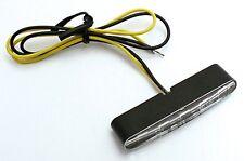 LED blancos mini micro intermitentes mini intermitentes Stripe para pegar instalación par de precios