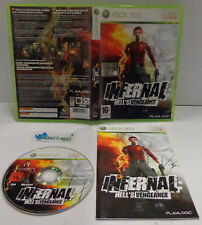 Consolle Game Gioco Microsoft XBOX 360 PAL ITALIANO - INFERNAL HELL'S VENGEANCE