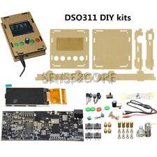 12 Bit LCD Bildschirm DSO150 Digital Oszilloskop Versammlung Mit Testclip Sonde