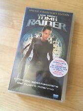VHS Tomb Raider (2002) nuova