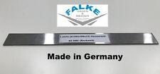 Cuchillo de acero acero para herramientas 1.2379 (x 153 CrMoV 12)/cuchillas de acero de 1000 x 41 x 3mm