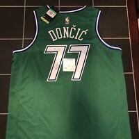 Luka Doncic Signed Authentic Swingman Jersey Autographed Mavericks XL ~ PSA COA!