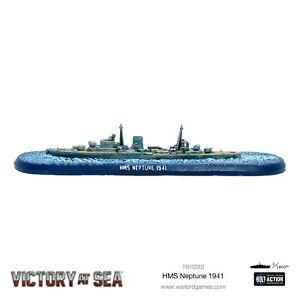 VICTORY AT SEA ~  ROYAL NAVY ~  HMS NEPTUNE ~ NEW