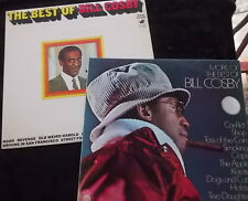 BILL COSBY The BEst Of/More Of The Best Two Records One Price