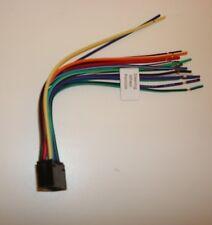 JVC AM/FM/CD DVD KW V20BT KW V200BT KW-V20BT KW-200BT Wire Harness  SB NEW
