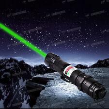 Professional 1mw 532nm 8000M High Power Green Laser Pointer Light Pen Lazer Beam