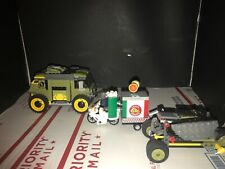 Lego Ninja Turtles vehicle lot (3)