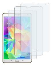 3 x Samsung Galaxy Tab S 8.4 t700 t705 Pellicola Protettiva Per Chiara PROTEGGI SCHERMO CLEAR