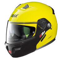 CASCO MODULAR GREX G 9.1 EVOLUCIONA PAREJA N-COM 19 - Led Yellow TAMAÑO XL