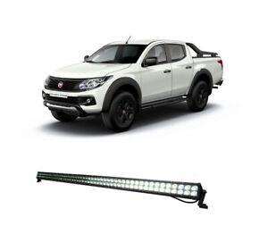 """52"""" 300w LED Light Bar High Intensity Spot Lamp FOR FIAT FULLBACK PICKUP TRUCK"""