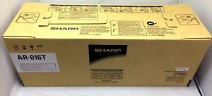 Brand New Sharp Toner Cartridge Black AR-016T AR016T ar016t