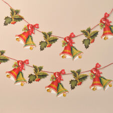 Holly and Bell Garland