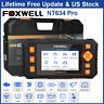 Foxwell NT634Pro Auto OBD2 Diagnostic Scanner Tool ABS SRS SAS TPMS Oilreset DPF