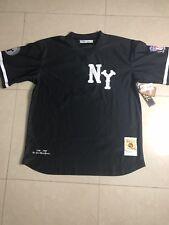 New York Black Yankees Baseball Jersey Size XLarge