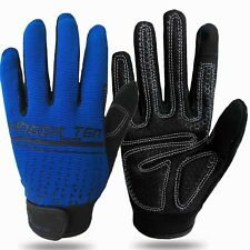 Fitness Gloves Weight Lifting Gym Workout Training Full Finger Cycling Men USA