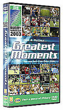 Rugby World Cup - Greatest Moments - 2003 (DVD, 2004) England, Wales, NZ Rugby