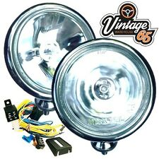 BMW Mini Cooper S One Chrome RDX Edition Spot Light Lamp Kit & Wiring