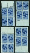 1960 4c US Postage Stamps Scott 1155 Employ the Handicapped Lot of 16