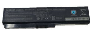 Genuine PA3817U-1BR Toshiba Satellite  PABAS228 Laptop Li-ion Battery 6 Cell OEM