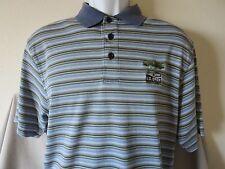2008 TORREY PINES US OPEN Polo Shirt Golf La Jolla California Ashworth Size MED