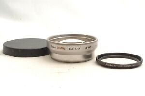 @ Ship in 24 Hours! @ Kenko Digital Tele 1.4x LD-14T Converter + 49 - 52mm Ring