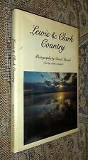 Lewis & Clark Country,Muench,Satterfield,VG-/G+,HB,1978,First   M