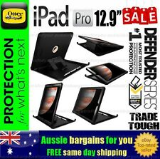 iPad PRO OtterBox Genuine Defender Case Cover Black Trade Tough Strong 12.9 2016