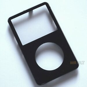 New iPod Video Black Front Housing 5th Gen A1136 Cover Face 30GB 60GB 80GB UK