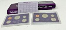 1984 & 1986 US Mint Proof Coin Sets 2 sets, 10 coins total SF Mint