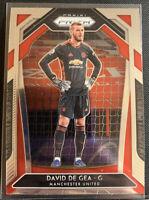 2020-21 Panini Prizm Premier League David de Gea Manchester United Base Card #1