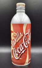 Coca Cola JAPAN Vanilla Coca Cola Design Empty can '03